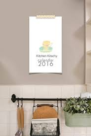 2016 calendar kitschy kitchen simple kitschy digital print diy print vintage whimsical kitchen wall art print by sanssouciprintables on etsy on whimsical kitchen wall art with 2016 calendar kitschy kitchen simple kitschy digital print diy