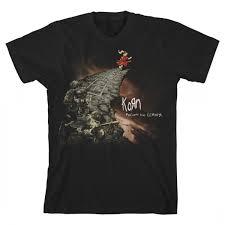 <b>Korn Follow the</b> Leader Cliff T-Shirt
