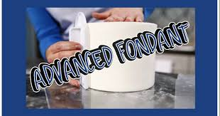 Cake Decorating Advanced Fondant Small Online Class For Ages 10