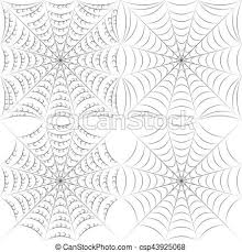 Drops Patterns Classy Set Of Vector Patterns With Spider Web And Drops
