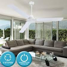 Decken Ventilator 64w Mit Wand Schalter 142cm Schlafzimmer Wind