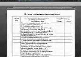 Дневник производственной практики по бухгалтерскому учету образец  Дневник производственной практики по бухгалтерскому учету образец