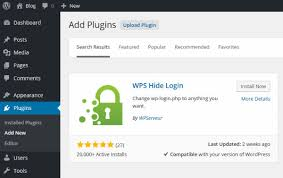 Change wordpress default login page | netly.win