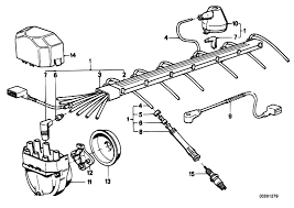 bmw m30 wiring diagram bmw image wiring diagram original parts for e32 730i m30 sedan engine electrical system on bmw m30 wiring diagram