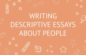 the technical rules of writing and writing mechanics  writing descriptive essays about people
