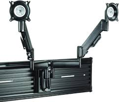 chief ksy220b height adjustable dual