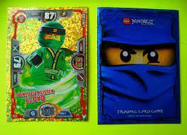 Ninjago Serie 3 Spinjitzu Meister Lloyd LE 1 Trading Card Game Limited:  Amazon.de: Spielzeug