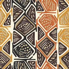 African Tribal Patterns
