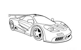Race Cars Coloring Pages Mesmerizing Race Car Coloring Pages 75 In