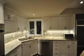Led Kitchen Cabinet Lighting El 10021 Kitchen Cupboard Lighting Surface Mounted Satin Chrome