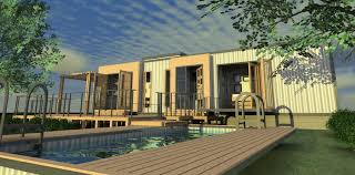 Fascinating Steel Shipping Container Homes Pictures Design Ideas