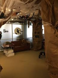 office halloween ideas. halloween office cubicle ideas l