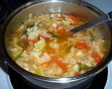 best ever low fat mexican soup
