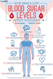 Slideshow How Blood Sugar Levels Affect Your Body Low