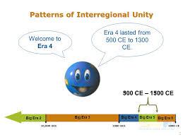 patterns of interregional unity c e ppt video online 2 patterns of interregional unity