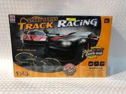 Детский <b>пусковой трек Track Racing</b>. Доставка бесплатно ...