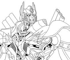 Small Picture 17 Images of Age Of Extinction Optimus Prime Coloring Pages