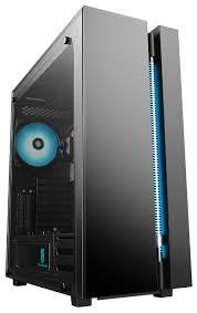 Компьютерный <b>корпус Deepcool New Ark</b> 90 Black — купить по ...