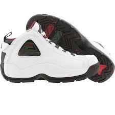 fila basketball shoes grant hill. fila men 96 ninety6 grant hill double gs pack white sycmr bkred basketball shoes