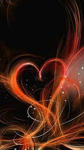 Abstract Love Android Wallpaper - 2021 ...