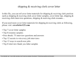 job description for shipping and receiving   uhpy is resume in you shipping receiving clerk cover letter