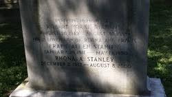 Rhona Alba Yorke Stanley (1912-2000) - Find A Grave Memorial