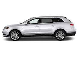 Image: 2016 Lincoln MKT 4-door Wagon 3.7L FWD Side Exterior View ...