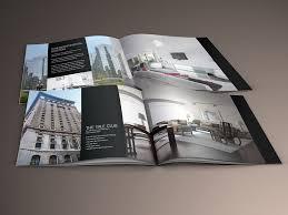 Brochure Design For Builder Contractor Brochure Design