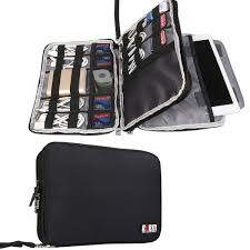 if you re traveling you probably want to have all your items secured and easily accessible with the bubm you can keep your ipad tablet or other small