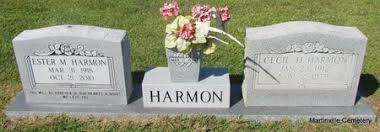 "HARMON, MINNIE ""ESTER"" - Faulkner County, Arkansas 
