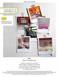 Small Picture Instagram Weekly Giveaway Home Decor Singapore