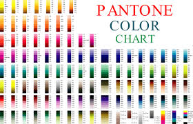Pantone Color Chart 2018 Pantone Conversion Chart