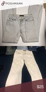Nwot American Eagle White Jeans Size 0 Never Worn And In