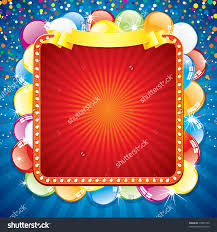 happy birthday card template blank colorful stock vector 74907232 happy birthday card template blank colorful background for your text