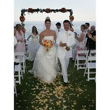 tanya callau wedding. Perfect Callau After Meeting And Falling In Love 1999 Alan Model Tanya Callau Made  Things Inside Wedding M