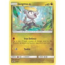 Jangmo-o Promo - Pokemon TCG Online Code