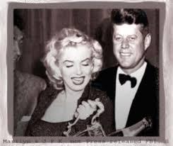 JFK Marilyn Monroe