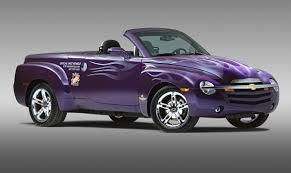 2003 Chevrolet SSR Pickup Convertible - Indianapolis 500 Pace ...