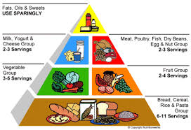 food pyramid 2014 servings. Beautiful Food Included Visuals Of Different Foods Included In Each Food Group Suggested  Recommended Servings Total Diet Approachu2013 Goals For Both  Inside Food Pyramid 2014 Servings E