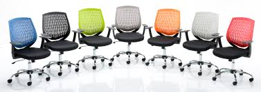 coloured office chairs. Office Seating Cheshire Coloured Chairs G