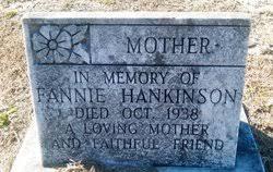 Fannie Gibbs Hankerson (1868-1938) - Find A Grave Memorial
