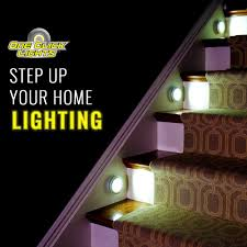 One Click Lights Control Your Stairway Lighting With Just One Click On The