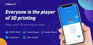<b>Creality</b> Cloud - 3D <b>printing</b> community - Apps on Google Play