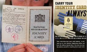 Cards In Brits Victory Bt Bin 21 February Wartime 1952 Over Bureaucracy Identity