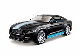 Maisto 1:24 Design Assembly Line 2015 Ford Mustang GT ... - Ralphs
