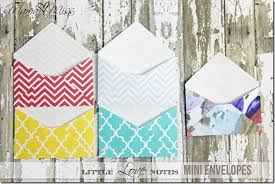 mini envelopes templates little love notes mini envelopes mama miss