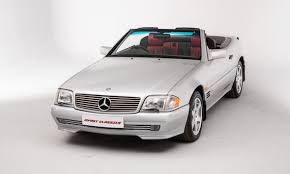 Lady owner, 50k miles, fsh. 1995 Mercedes Benz Sl500 Mille Miglia German Cars For Sale Blog
