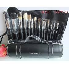 uk cosmetic kit w leather case mac counterfeit2 mac makeup brushes