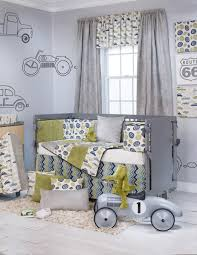 beautiful crib bedding cars 4 new zoom race car