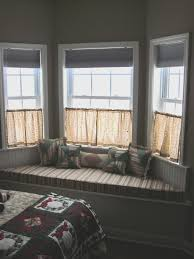 Bay Window Design Creativity | Window, Interiors and Curtain ideas